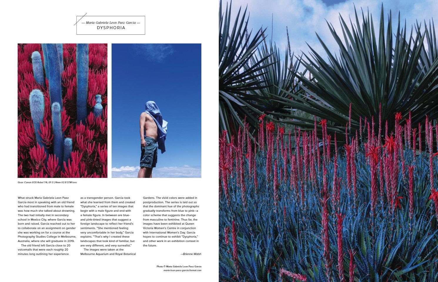 Дисфория © Мария Габриэла Леон Паес Гарсия, Фотоконкурс «Начинающий фотограф» — Emerging Photographer