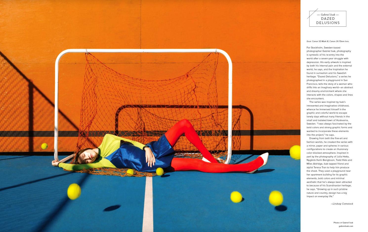 Изумительное наваждение, © Габриэль Исак / Gabriel Isak, Фотоконкурс «Новый фотограф» / Emerging Photographer