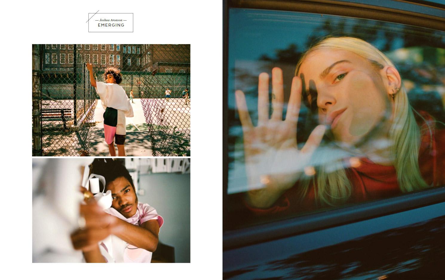 Появление, © Джошуа Аронсон / Joshua Aronson, Фотоконкурс «Новый фотограф» / Emerging Photographer