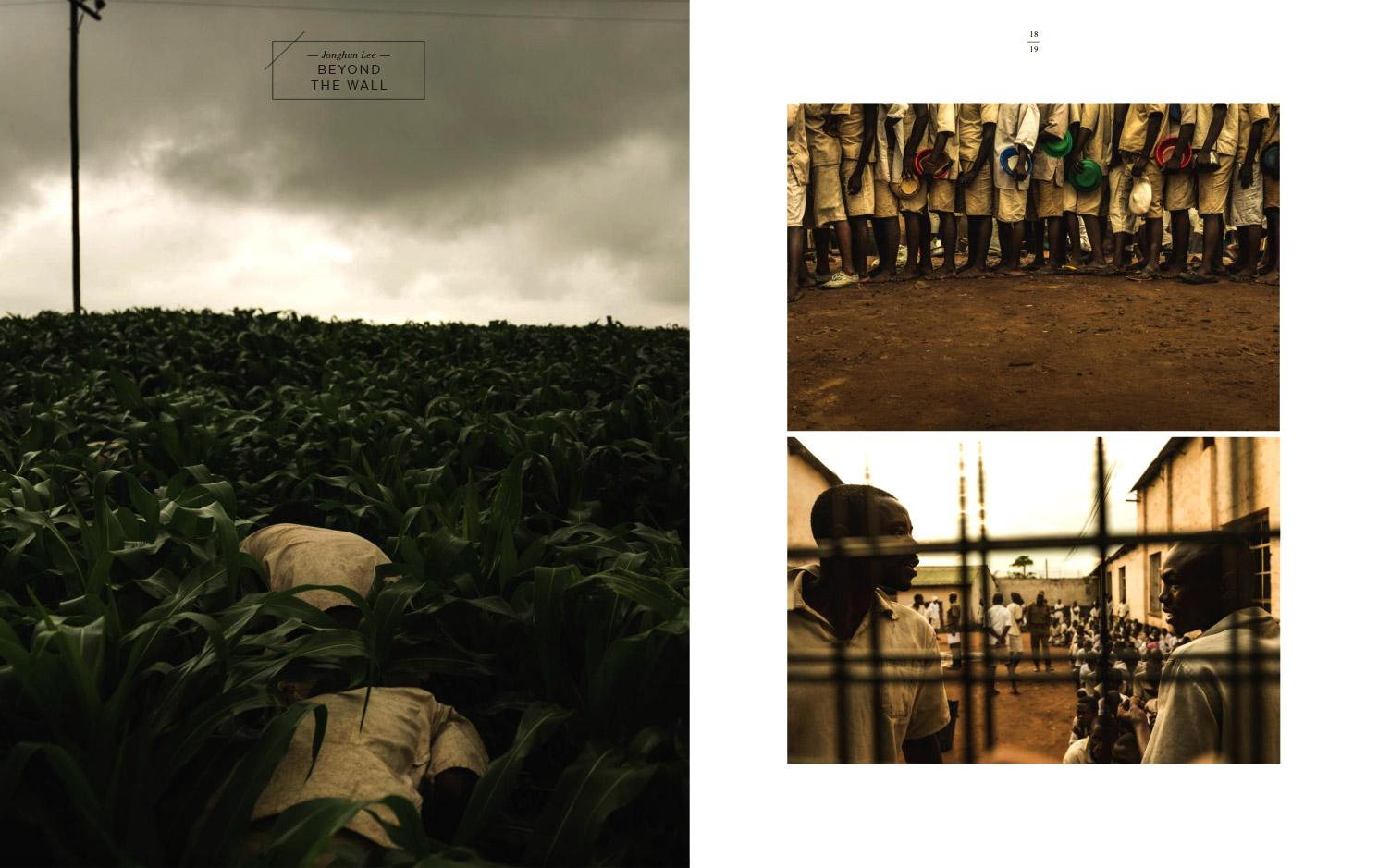 За стеной, © Джонфун Ли / Jonghun Lee, Фотоконкурс «Новый фотограф» / Emerging Photographer