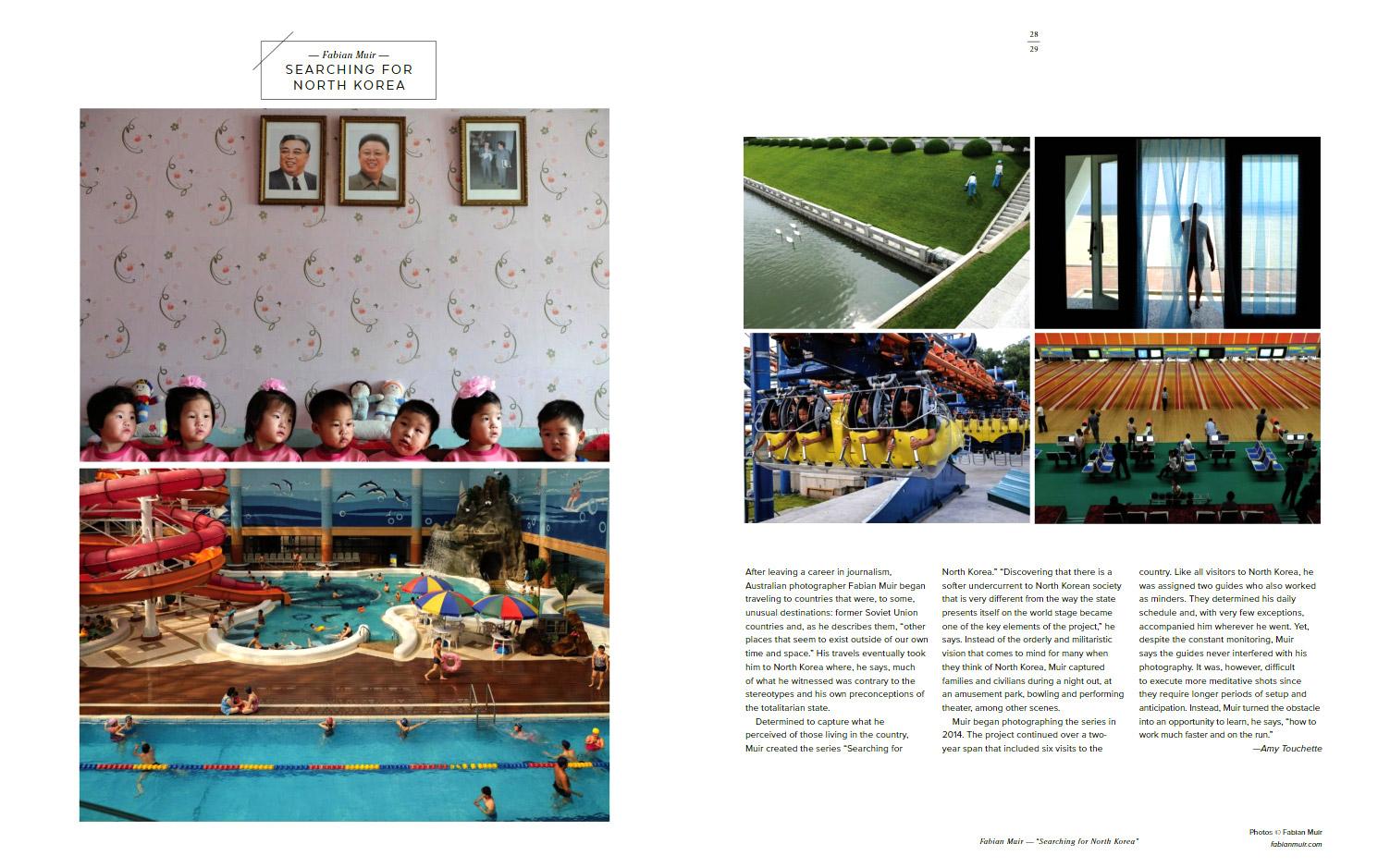 Мечта Северной Кореи, © Фабиан Мур / Fabian Muir, Фотоконкурс «Новый фотограф» / Emerging Photographer