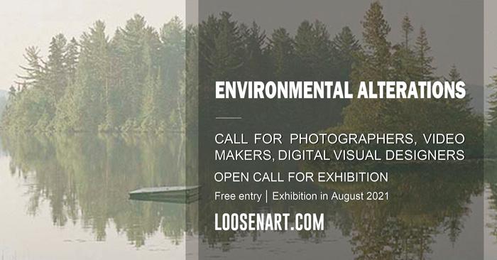 Конкурс «Изменения окружающей среды» от LoosenArt