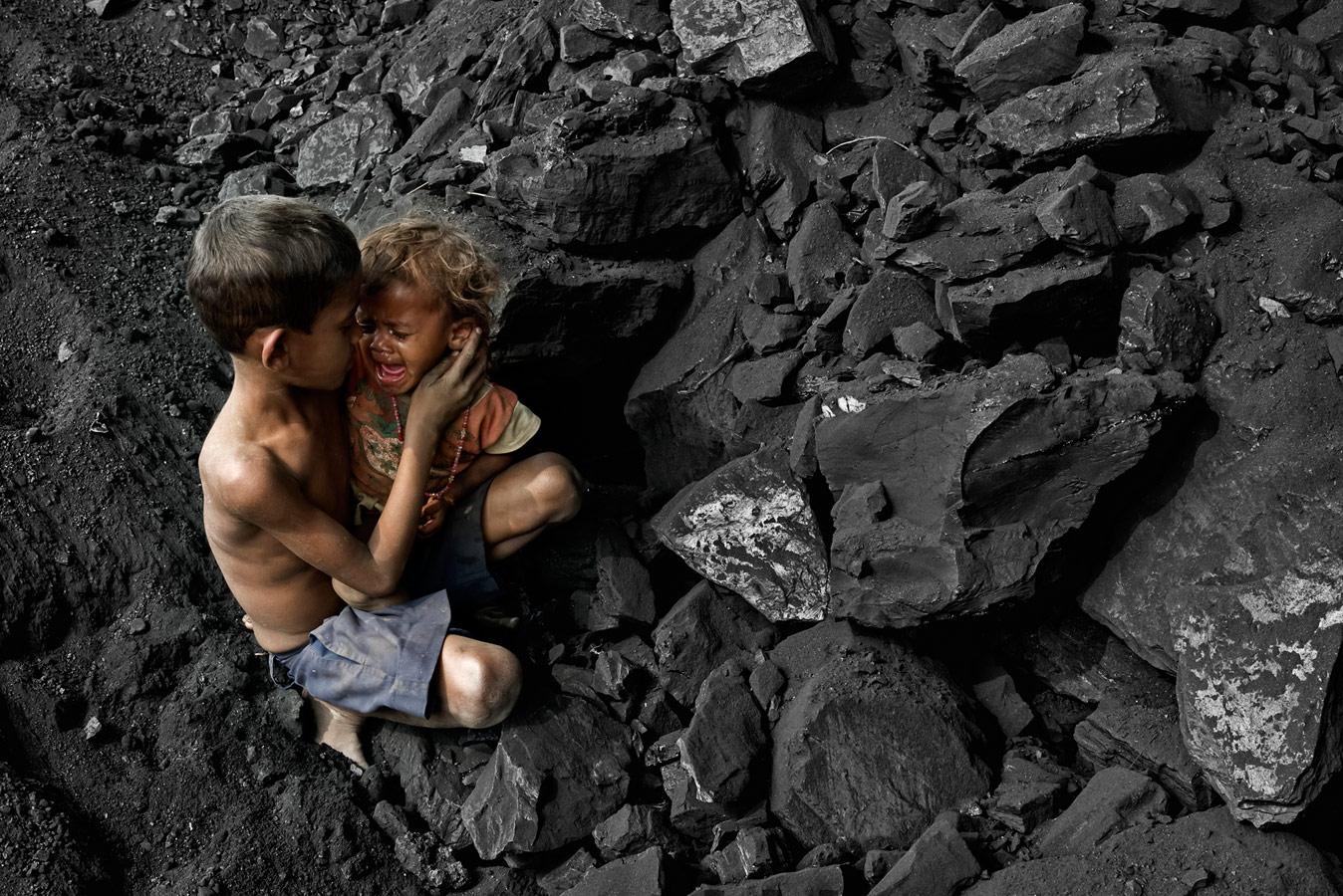 Братья # 2, © Парта Пратим Саха, 1-е место, Фотоконкурс «Наш мир добрый»