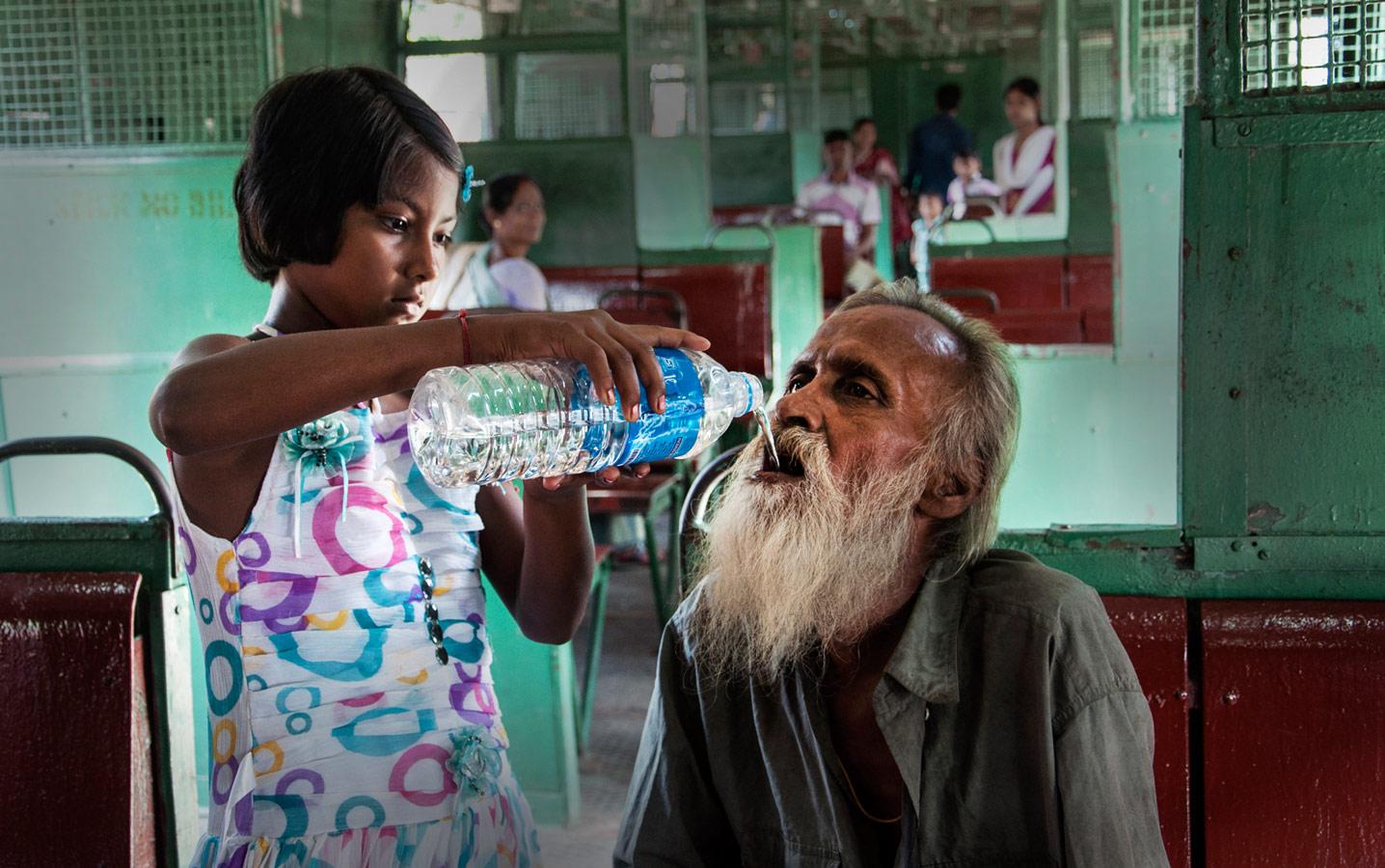 Сохранить воду, спасти жизнь, © Нимай Чандра Гош, Фотоконкурс «Наш мир добрый»