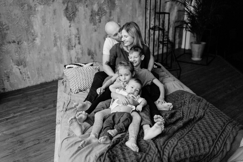 Семейный портрет, © Ксения Ровковская , Фотоконкурс Family Russian Photo Award журнала «Российское фото»