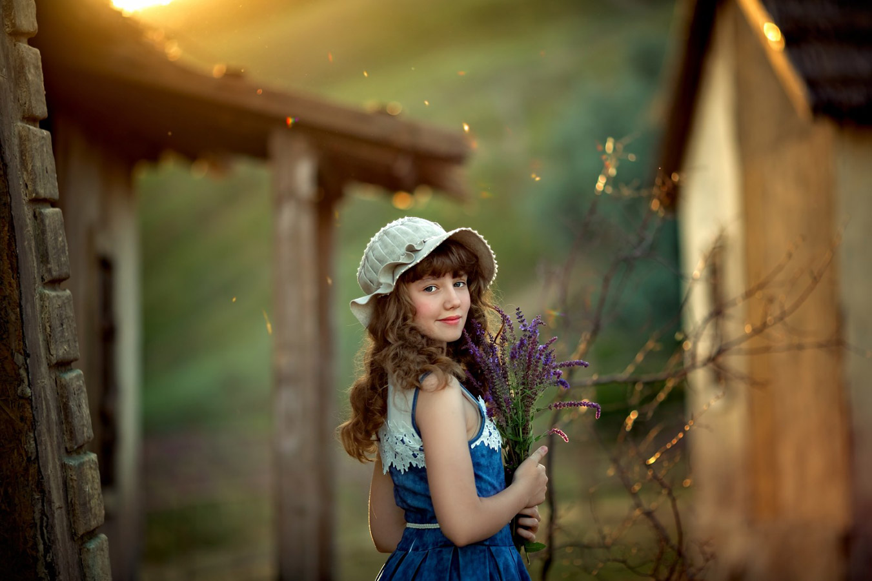 Аня, © Екатерина Домбругова , Фотоконкурс Family Russian Photo Award журнала «Российское фото»