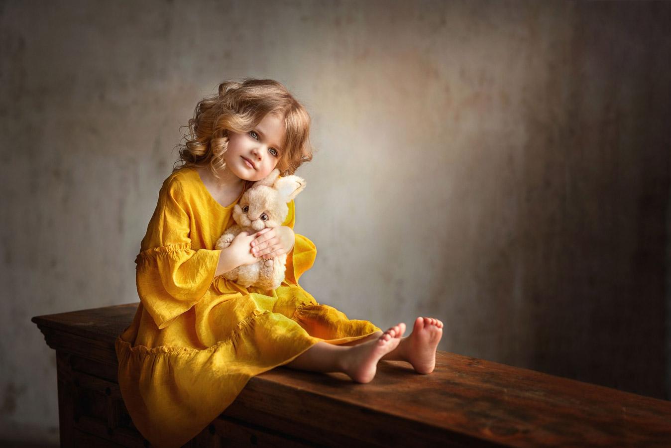 Кукла, © Оксана Воронина, Фотоконкурс Family Russian Photo Award журнала «Российское фото»