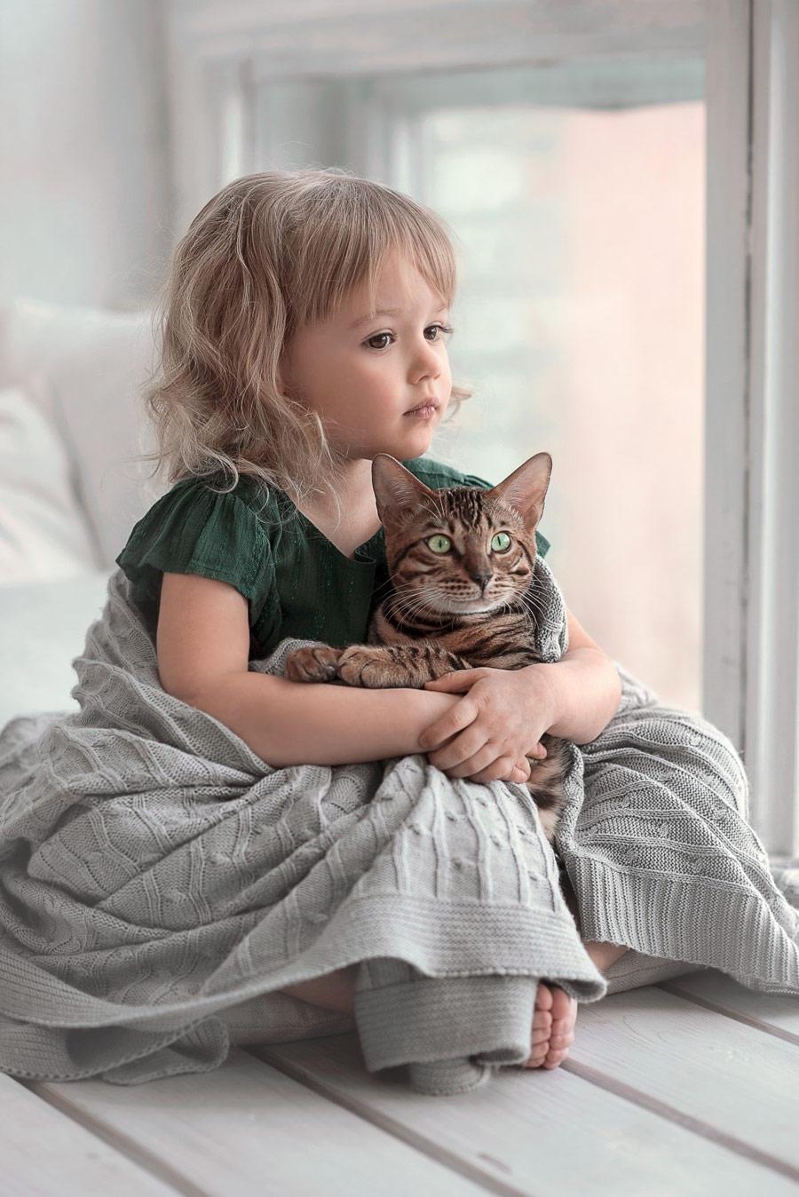Я с тобой!, © Оксана Воронина, Фотоконкурс Family Russian Photo Award журнала «Российское фото»