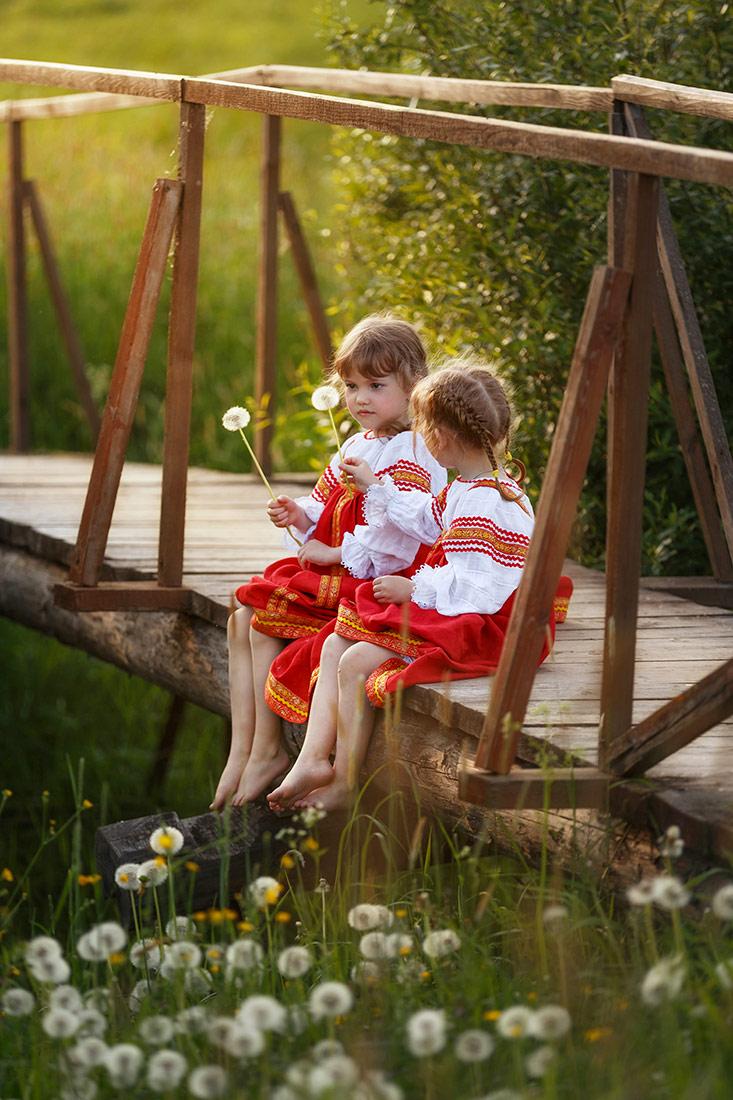 Русское лето, © Пажаева, Фотоконкурс Family Russian Photo Award журнала «Российское фото»