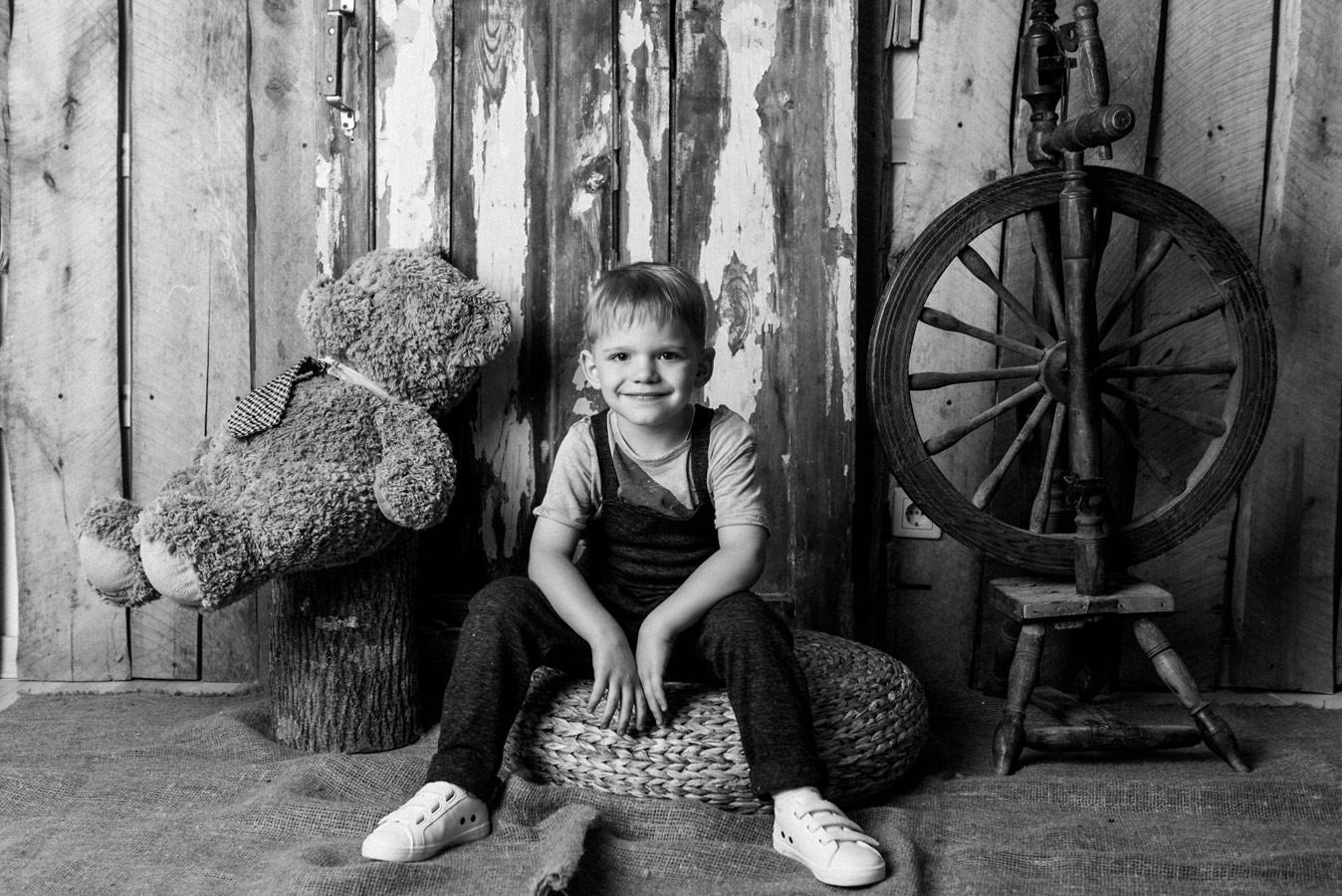 Моё детство, © Роман Иванов, Фотоконкурс Family Russian Photo Award журнала «Российское фото»