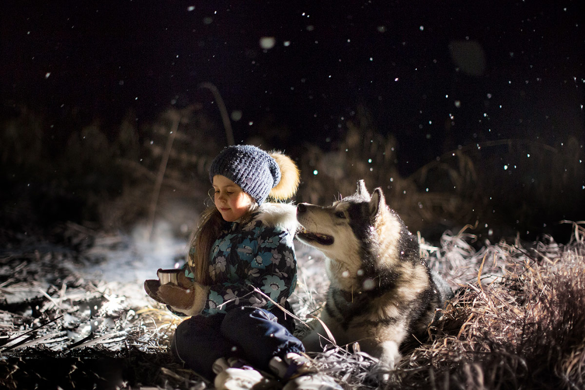 Sophie and Rocky, © Юлия Карпова , Фотоконкурс Family Russian Photo Award журнала «Российское фото»