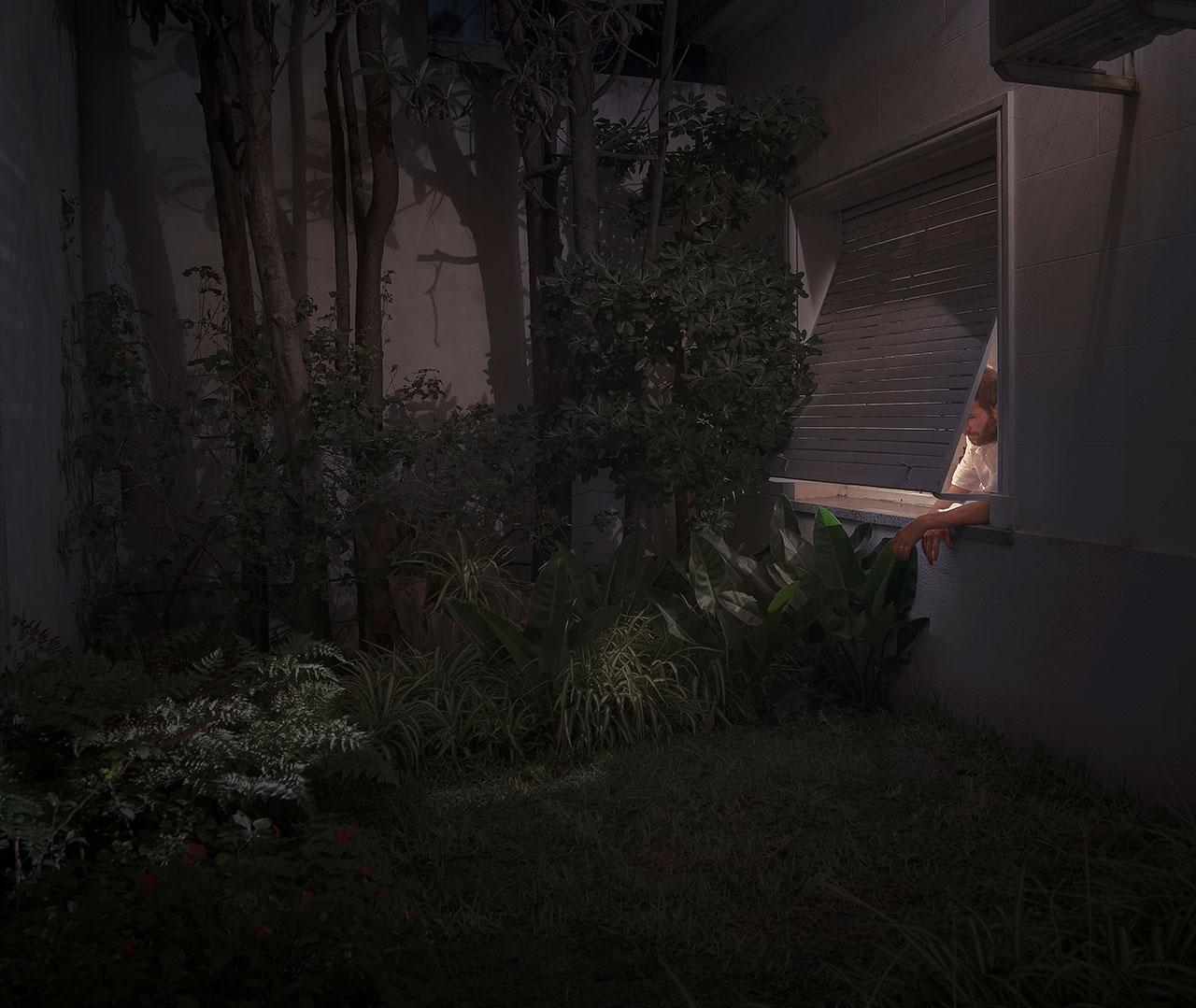 Ты там?, © Родриго Ильескас, провинция Буэнос-Айрес, Аргентина, Победитель категории «Портрет», Фотоконкурс Felix Schoeller