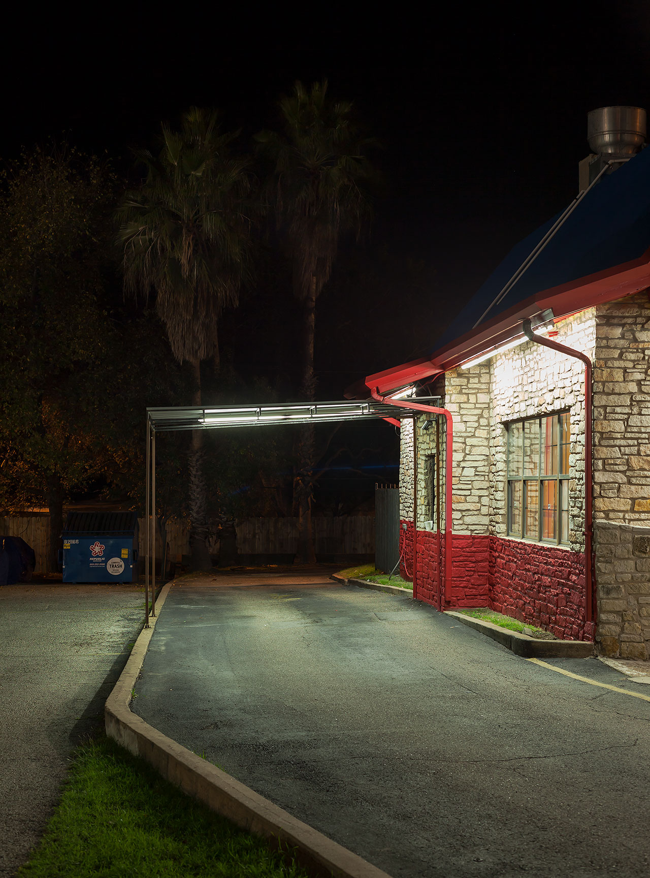 Мир на колёсах, © Марио Бранд, Билефельд / Германия, Победитель категории «Архитектура / Промышленность», Фотоконкурс Felix Schoeller