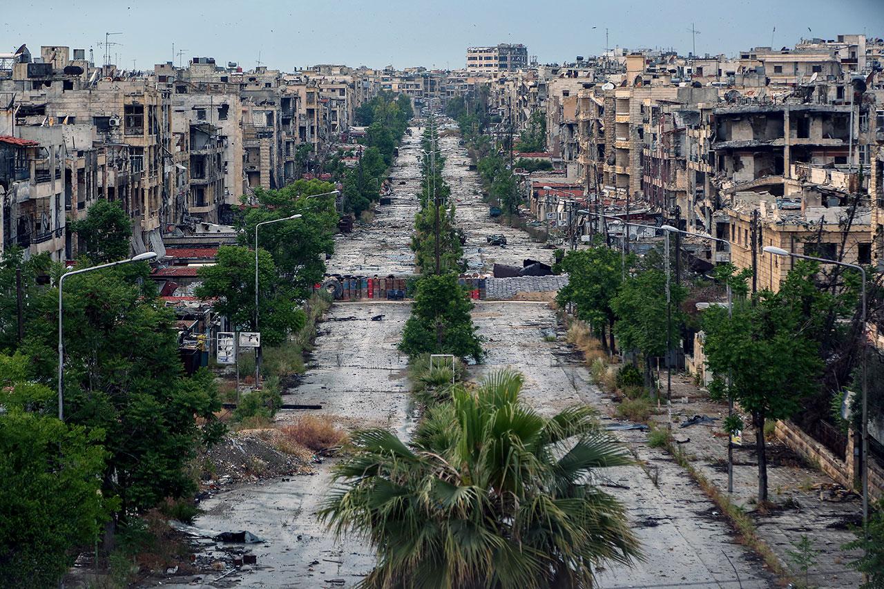 Жизнь с войной, © Хосам Катан, Ганновер, Германия, Победитель категории «Лучшая работа начинающего фотографа», Фотоконкурс Felix Schoeller