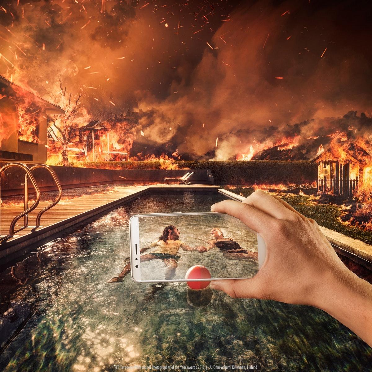© Онни Вильями Киннунен, Финляндия, Победитель категории «Коммерческая фотография», Европейский профессиональный фотограф года 2018