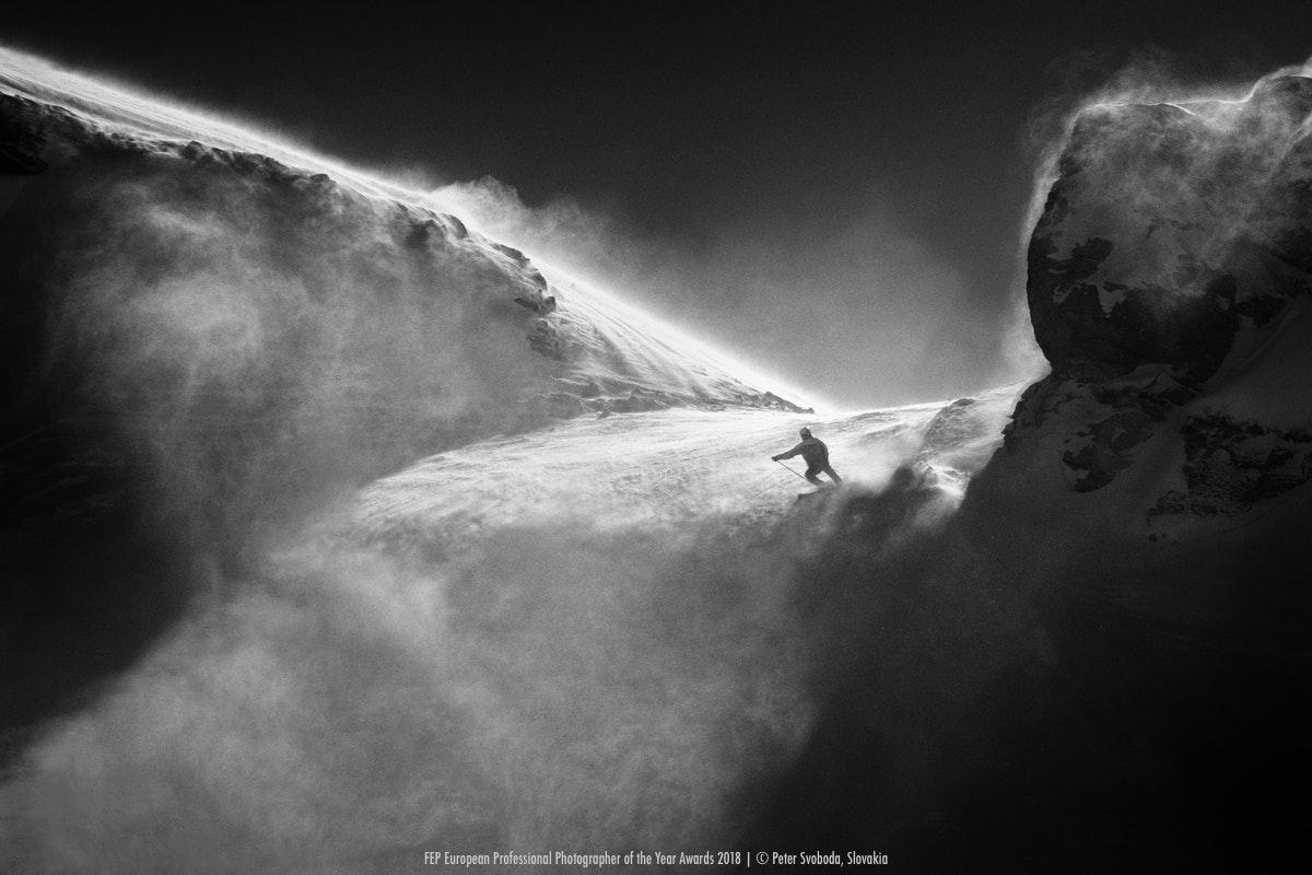 © Питер Свобода, Словакия, Победитель категории «Спорт», Фотоконкурс «Европейский профессиональный фотограф года»