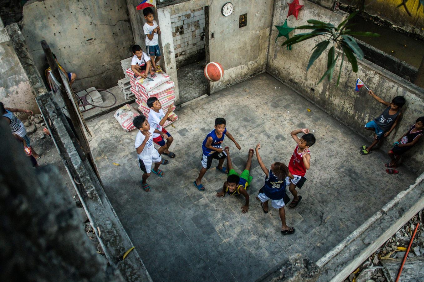 © Ноеми, Фотоконкурс Международной федерации баскетбола — FIBA Photo Contest