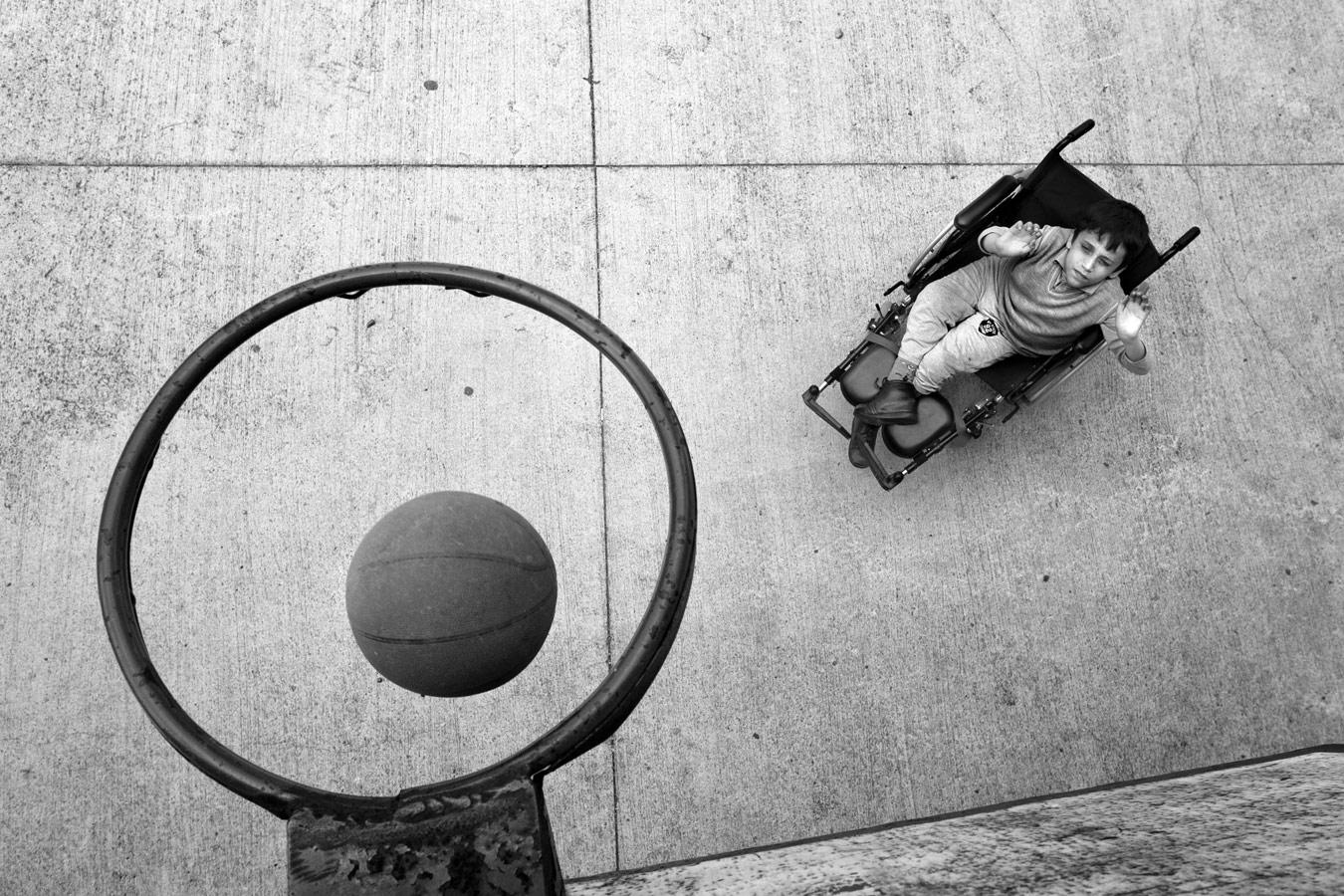© Лейла Эмектар, Фотоконкурс Международной федерации баскетбола — FIBA Photo Contest