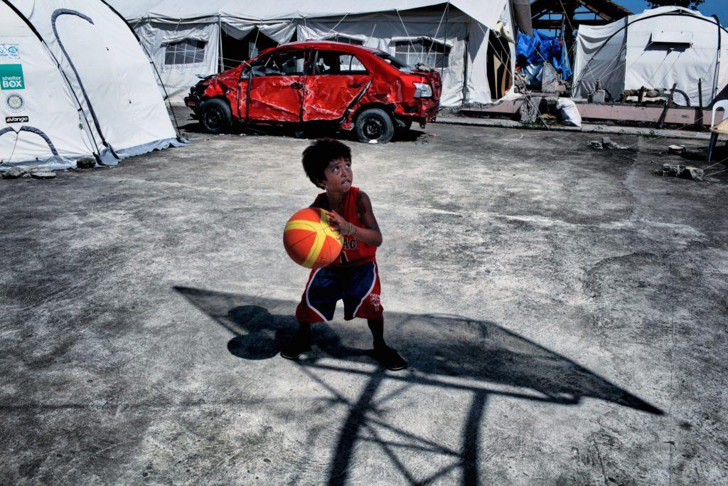 Маленький баскетболист, © Мухаммед Ракибул Хасан, 10 место, Фотоконкурс FIBA — Международной федерации баскетбола