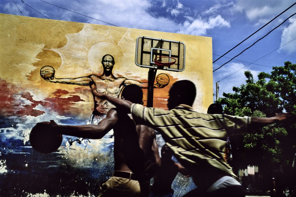 Гаити перед землетрясением, © Дж. М. Лопес, 3 место, Бронзовая медаль, Фотоконкурс FIBA — Международной федерации баскетбола
