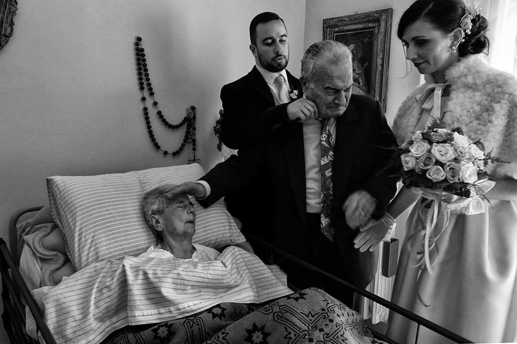 © Франческа Колациоппо, Категория «Свадьба», Международная фотопремия Италии — FIIPA