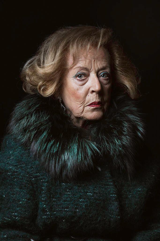 © Мишель Дольчи, Категория «Портрет», Международная фотопремия Италии — FIIPA