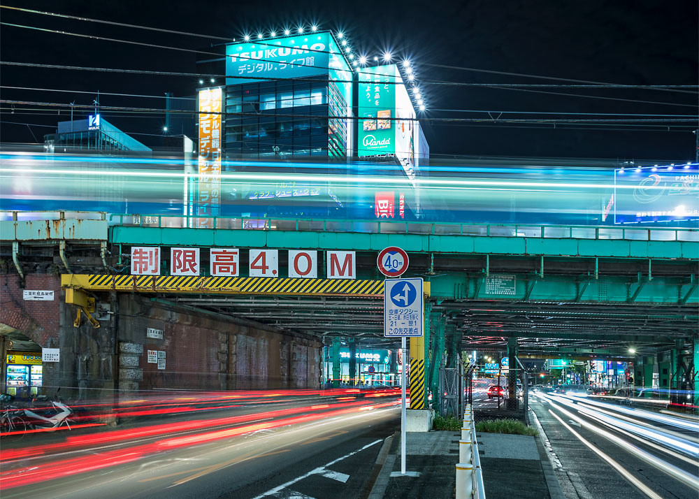 Ночная прогулка, © Дурвиль Кавальканти, Победитель категории «Ночной пейзаж» (профессионал), Фотоконкурс Fine Art