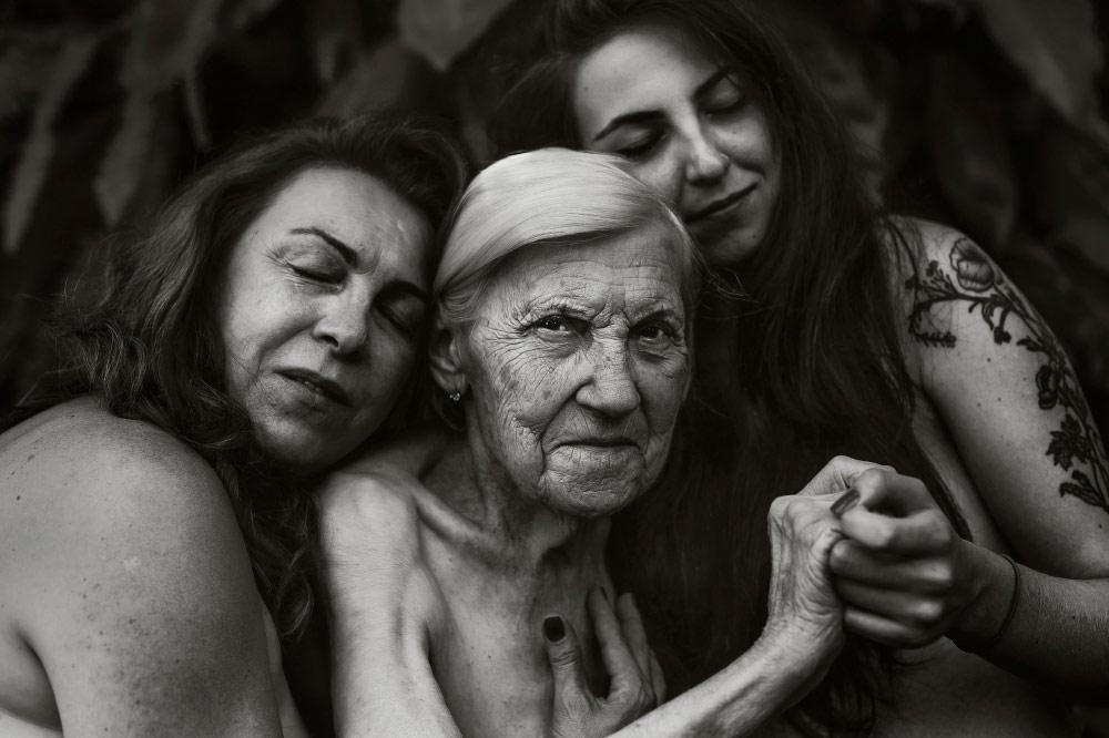 Предки, © Даниэле Морир, Победитель категории «Люди» (профессионал), Фотоконкурс Fine Art