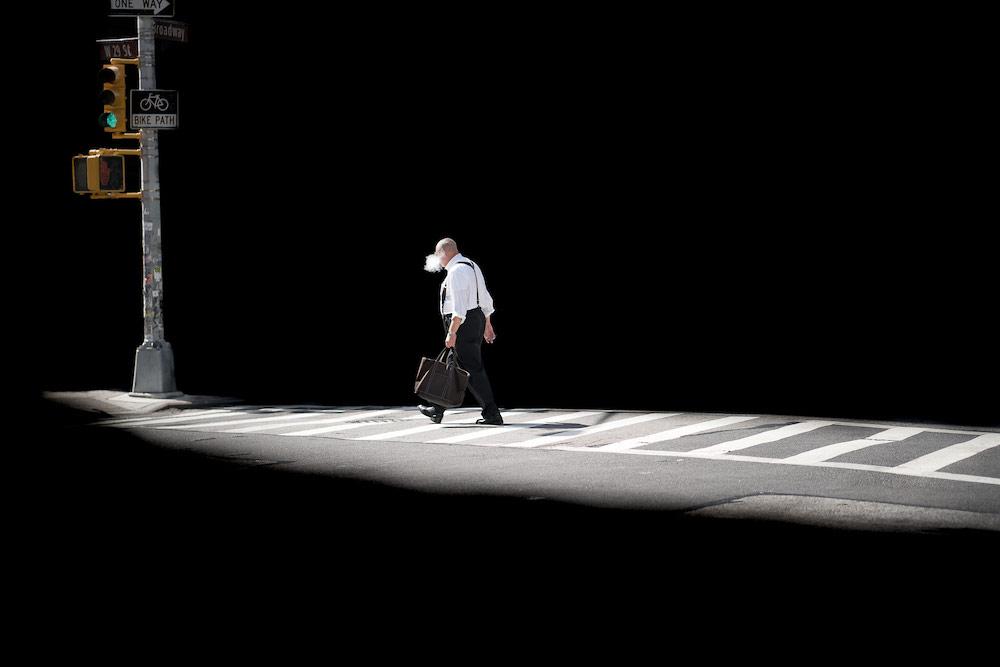 Внутренний шаг, © Стефано Гардель, Победитель категории «Уличная фотография» (профессионал), Фотоконкурс Fine Art