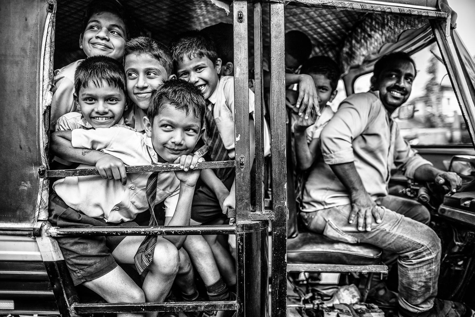 Фургон «Тук-тук», © Марко Тальярино, 4 место зрительного голосования, Фотофестиваль FIX