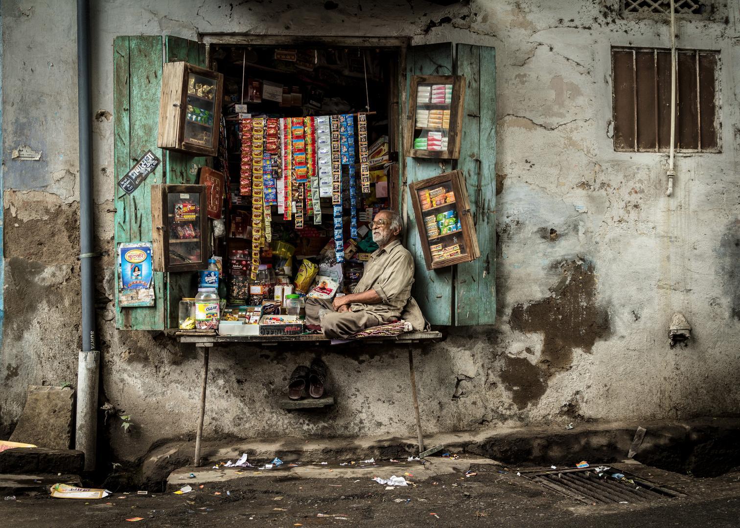 Базар, © Марко Тальярино, 1 место зрительного голосования, Фотофестиваль FIX
