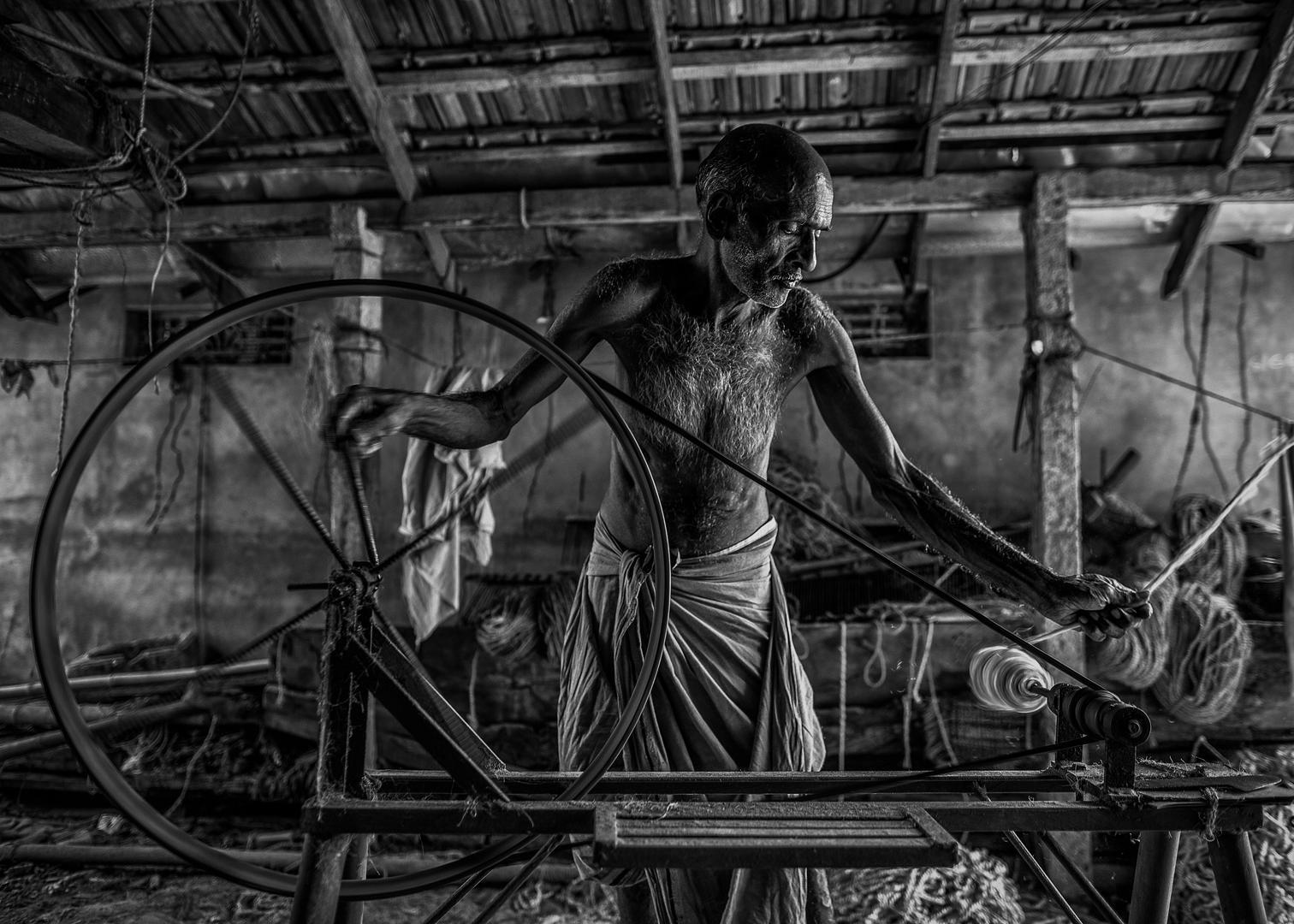 Кокосовые ковры, © Марко Тальярино, 4 место зрительного голосования, Фотофестиваль FIX