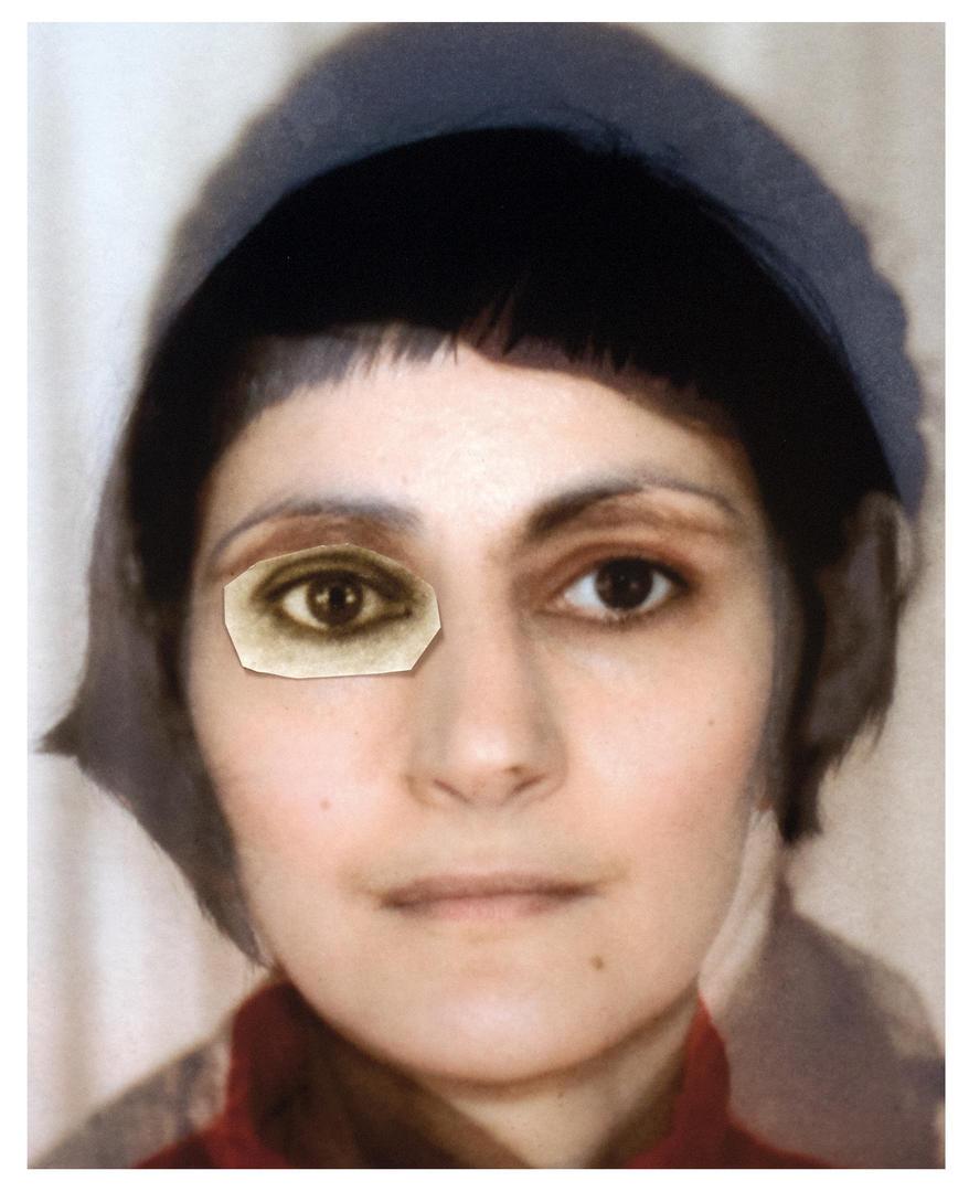 У вас есть бровь вашей бабушки (со стороны папы), © Соня Хамза, 1 место экспертного мнения, Фотофестиваль FIX