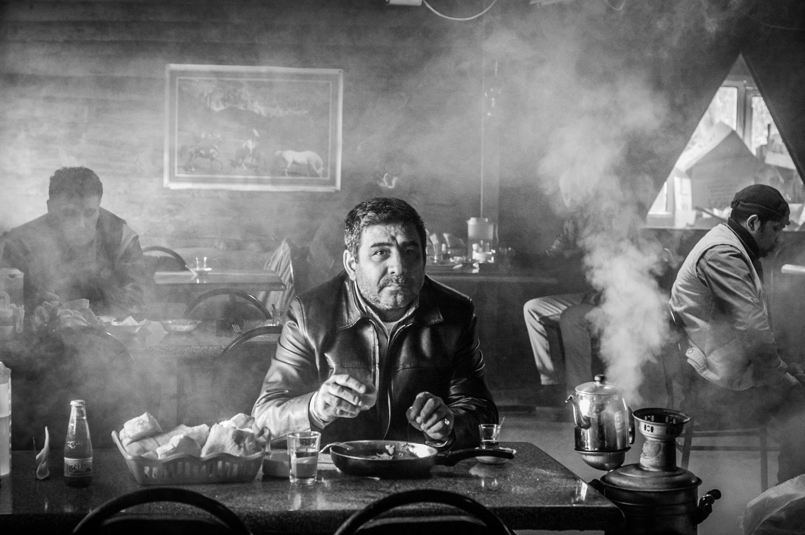Маленький перерыв в жизни, © Онур Эркоскун, 2 место экспертного мнения, Фотофестиваль FIX