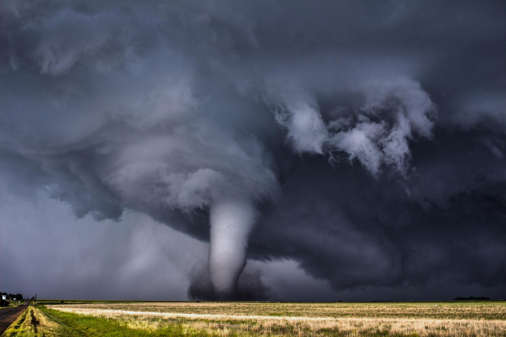 Идеальный Торнадо, © Фрэнсис Лавин-Терио, 1 место зрительного голосования, Фотофестиваль FIX