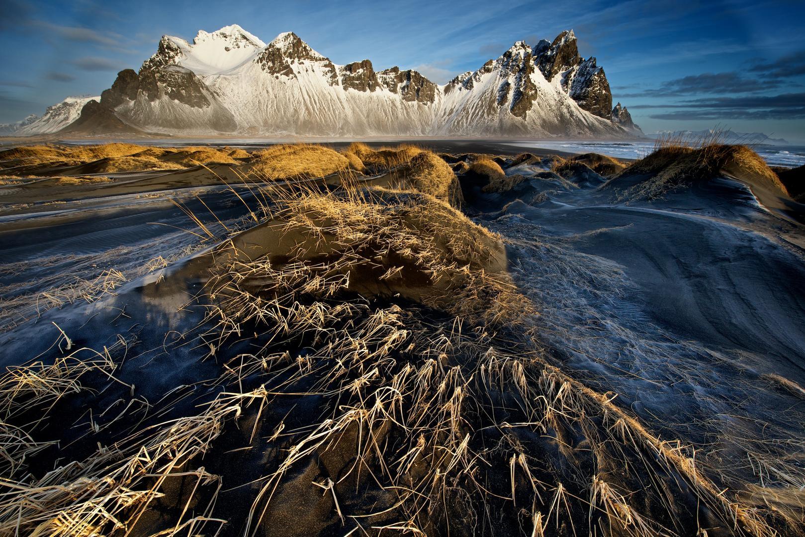 Слияние морского и земного, © Тревор Коул, 3 место зрительного голосования, Фотофестиваль FIX