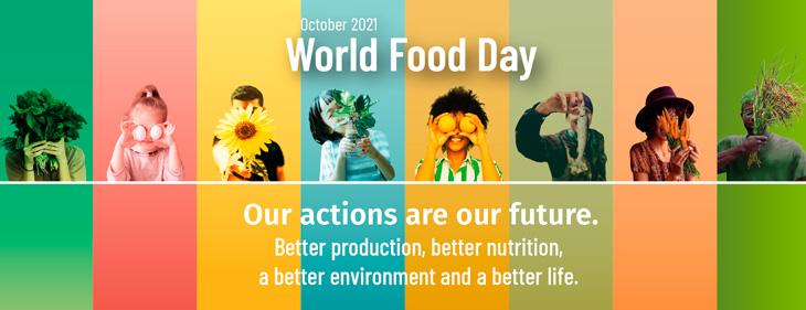Фотоконкурс ко Всемирному дню продовольствия