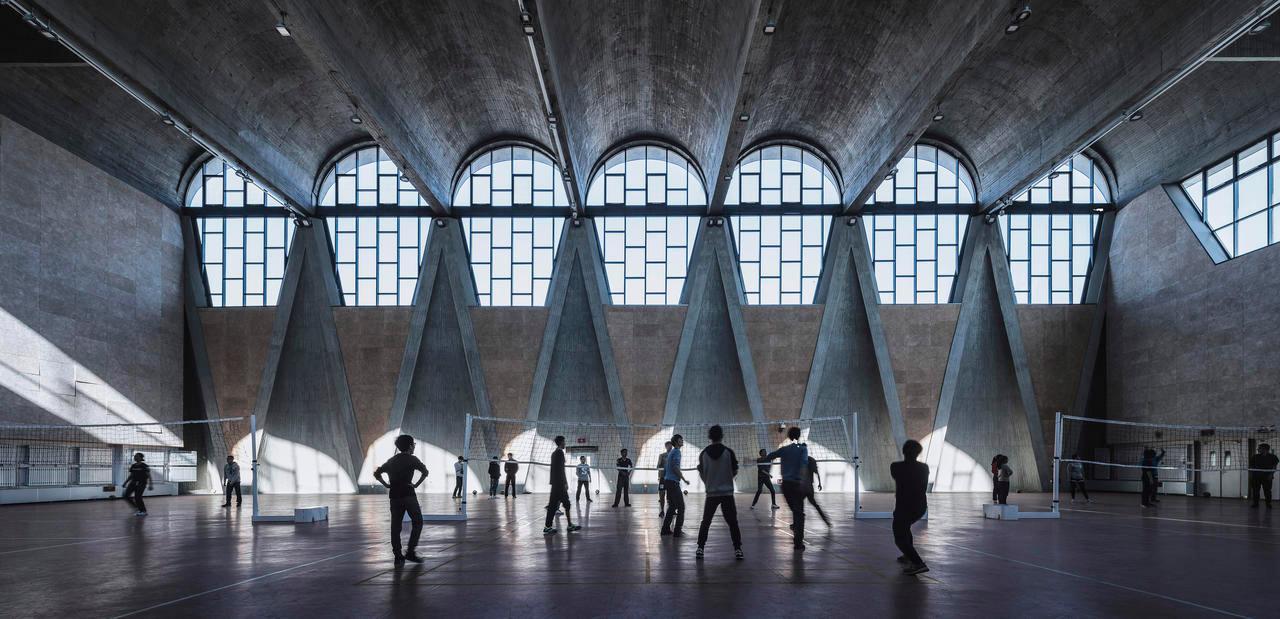 © Терренс Жанг, Фотоконкурс «Архитектурная фотография»