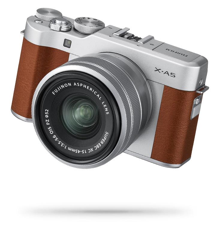 Фотокамера Fujifilm X-A5 Mirrorless