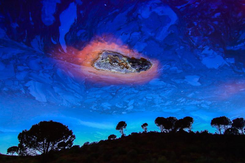 Метеорит, © Мануэль Энрике Гонсалес Кармона, Испания, Фотограф года, Конкурс природной фотографии Glanzlichter