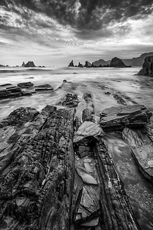 Береговая линия, © Барбара Сейберл-Старк, Австрия, Победитель категории «Чёрно-белое», Конкурс природной фотографии Glanzlichter