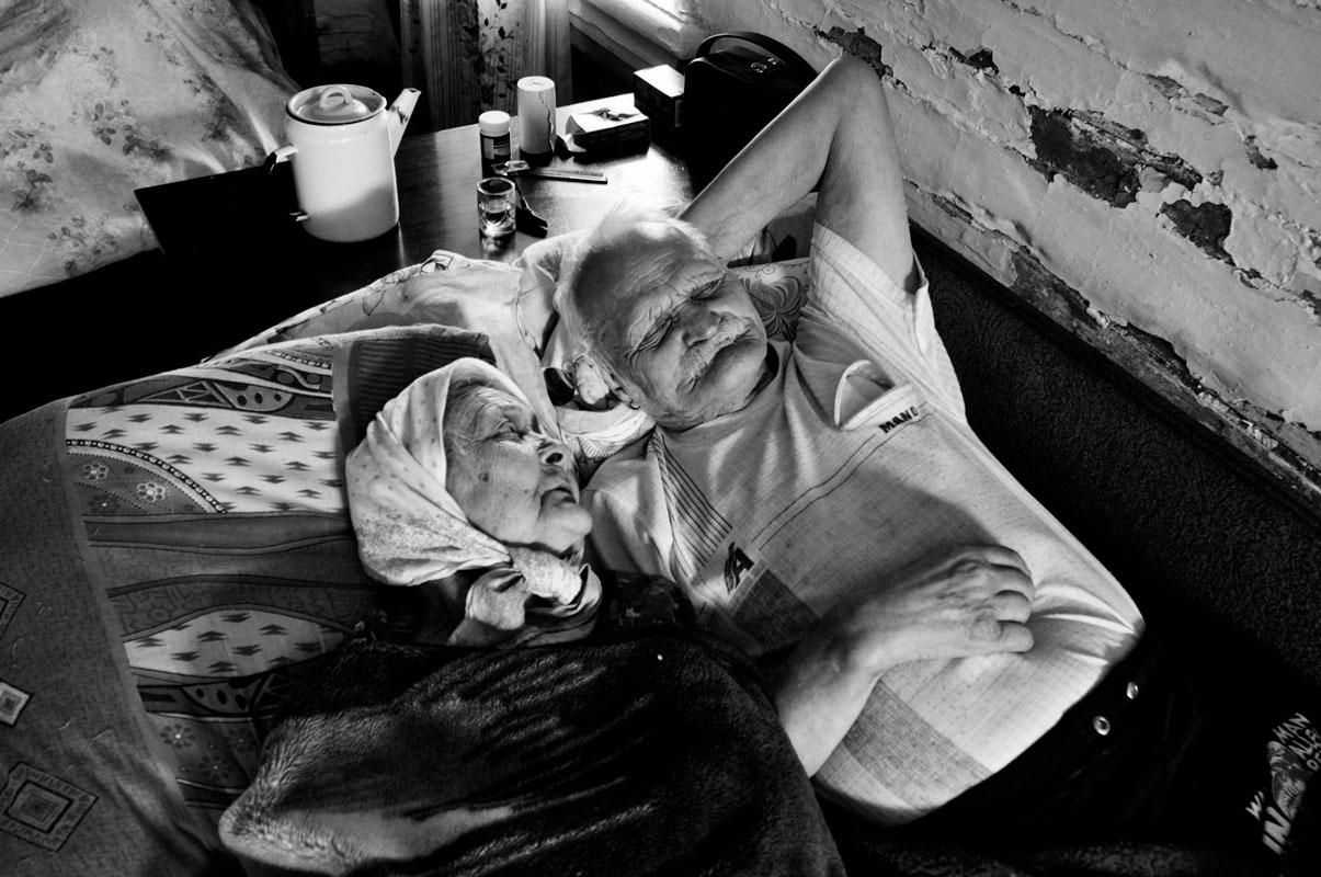 3 место среди фотолюбителей - «Всё на двоих – душа и сердце», Анастасия Голубева