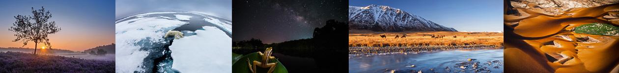 Фотоконкурс «Места обитания и ландшафты»