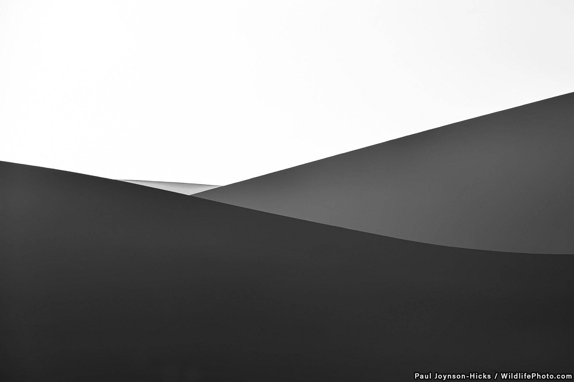 Оттенки дюн, © Пол Джойнсон-Хикс, Высокая оценка, Фотоконкурс «Места обитания и ландшафты»