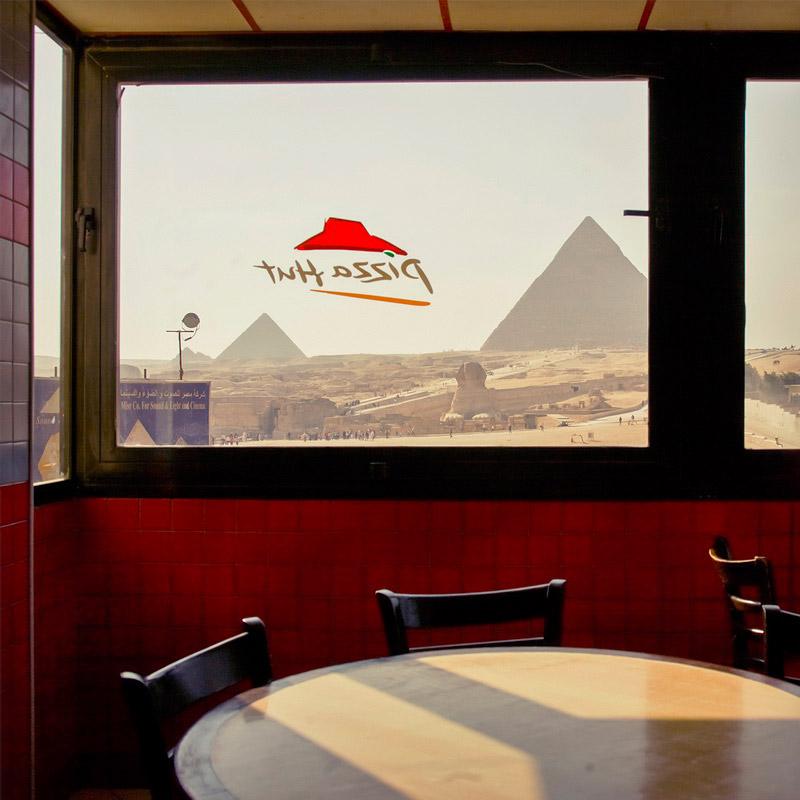 Пирамиды Гизы, © Роджер Грасас, Победитель категории «Пейзаж», Фотоконкурс Head On Photo Awards