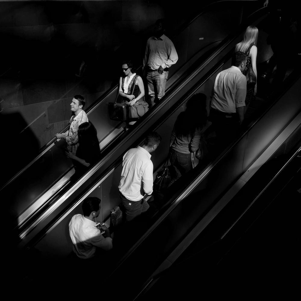 Вверх и вниз, © Хендрик Осула, Конкурс мобильной фотографии Huawei