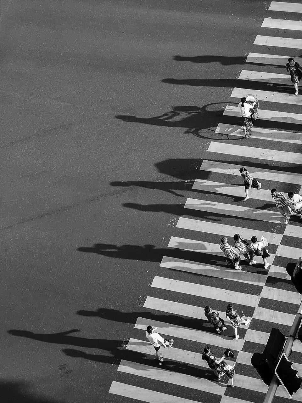 Городская битва, © 新影像7666, Конкурс мобильной фотографии Huawei