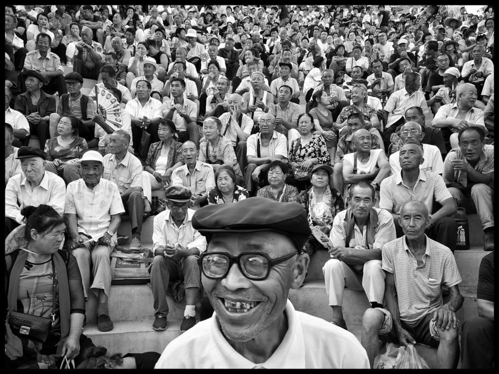 Счастливый момент, © Ли Цзянь Цзэн, Конкурс мобильной фотографии Huawei