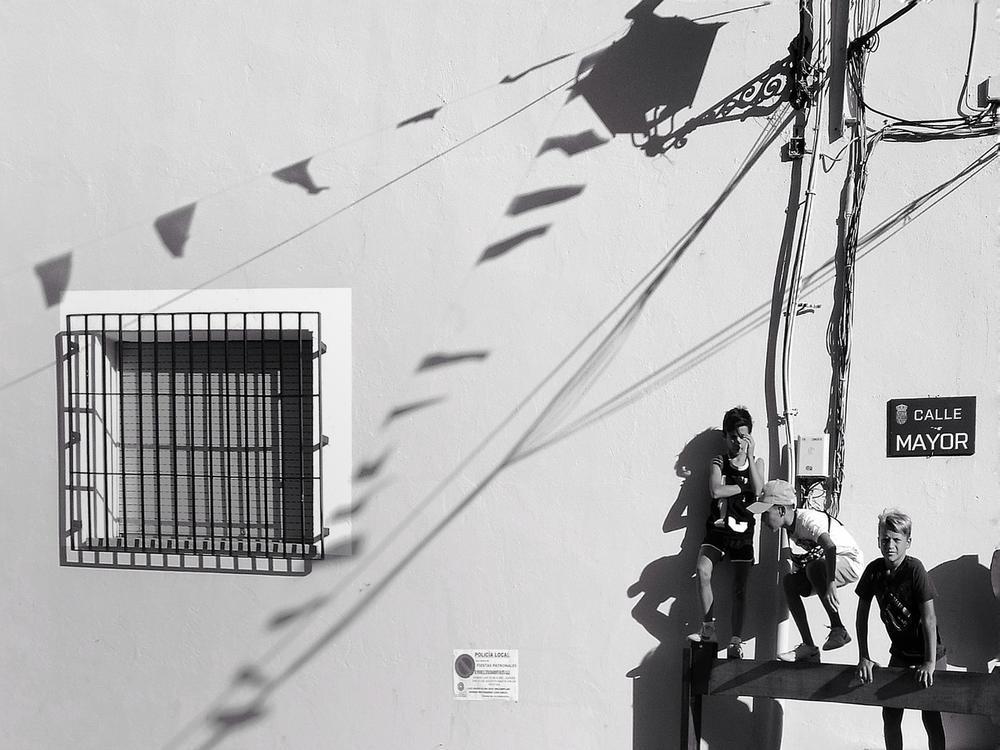 Праздник, © Ана Фернандес Квирос, Конкурс мобильной фотографии Huawei