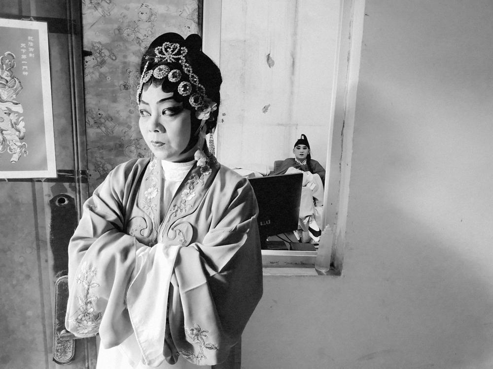 Лицо, © Цуо Циао Хонг, Конкурс мобильной фотографии Huawei